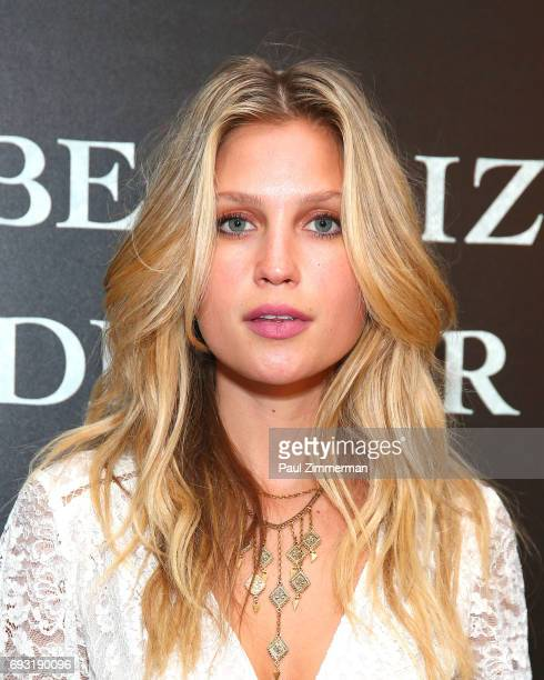"""Paige Watkins attends the Gucci & The Cinema Society Host A Screening Of Roadside Attractions' """"Beatriz At Dinner"""" at the Metrograph on June 6, 2017..."""