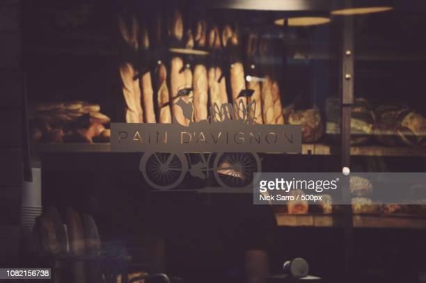 pain d'avigon - avigon foto e immagini stock