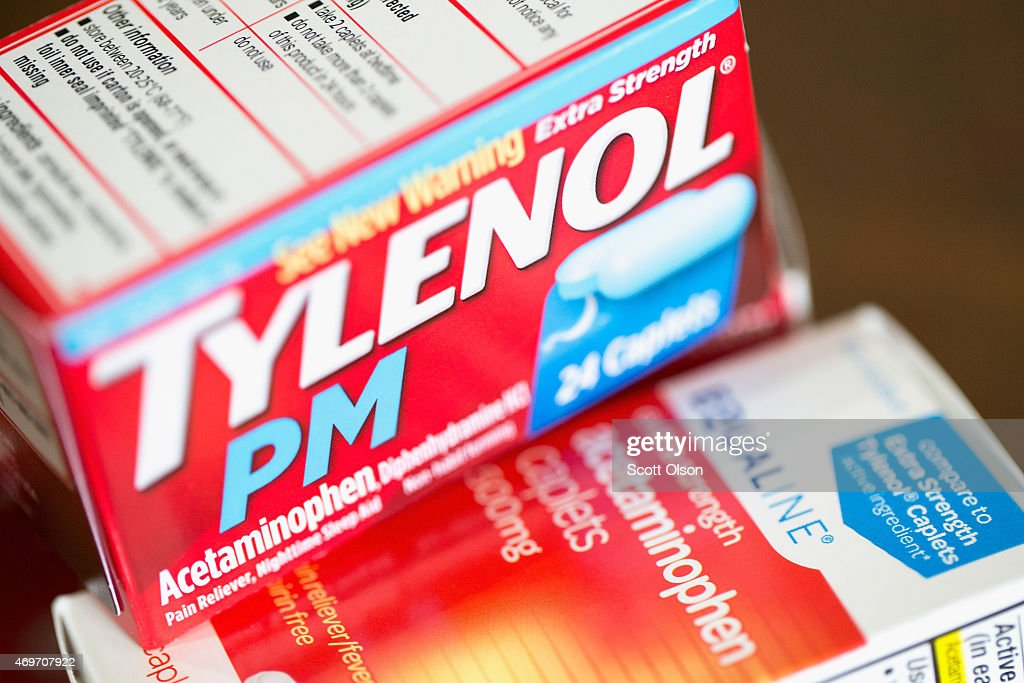 Research Shows Acetaminophen Relieves Not Just Pain, But Emotions As Well : News Photo