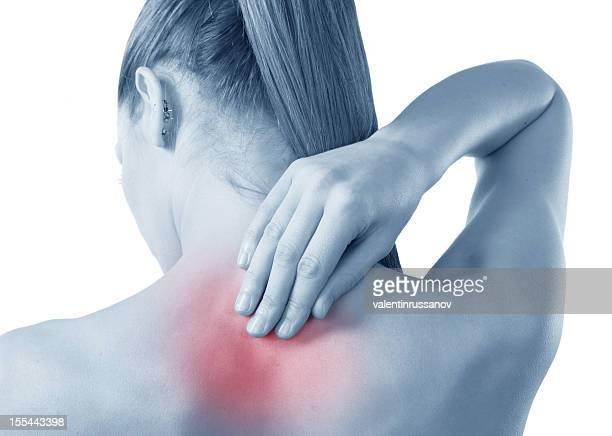 Pain - naked body