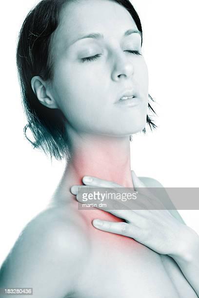 dor - amigdalite imagens e fotografias de stock