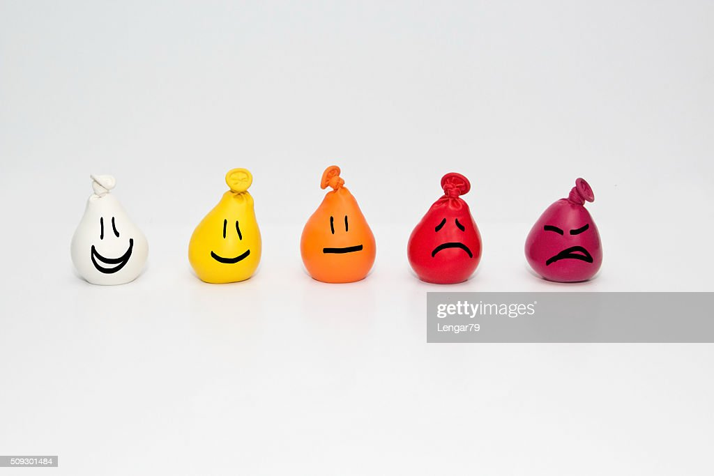 Pain Scale Chart for Children. : Stock Photo