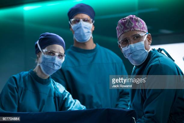 DOCTOR Pain When the team treats a patient who has to decide between a dangerous surgery that could change his life or remain the same he asks Dr...