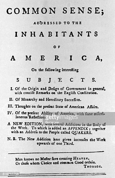 the life and works of thomas paine a political philosopher and writer
