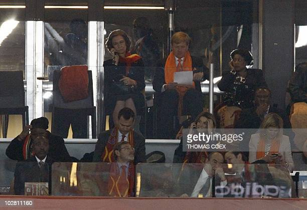 pain's Prince Felipe and Princess Letizia 9C Spanish Queen Sofia Prince WillemAlexander of The Netherlands and Princess Maxima of The Netherlands...