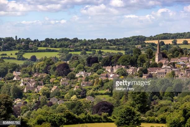 Painswick, Gloucestershire, The Cotswolds, UK