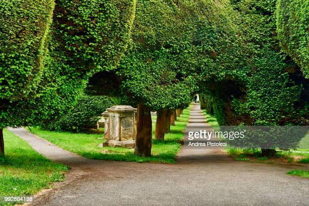 Painswick village, Cotswold, England
