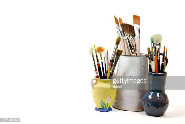 paint brush assortment
