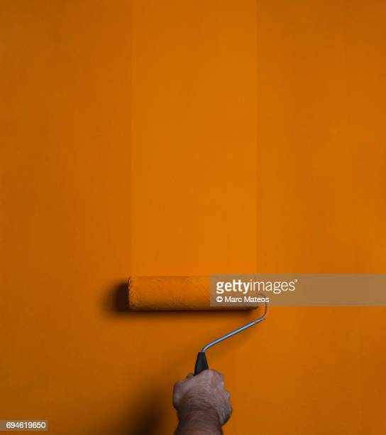Paint it orange