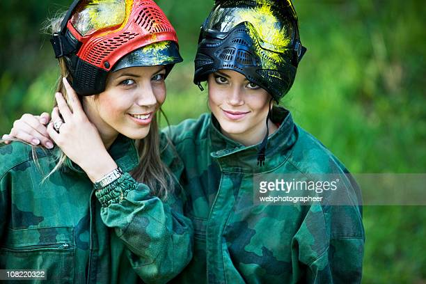 Paintball Friends  XXL