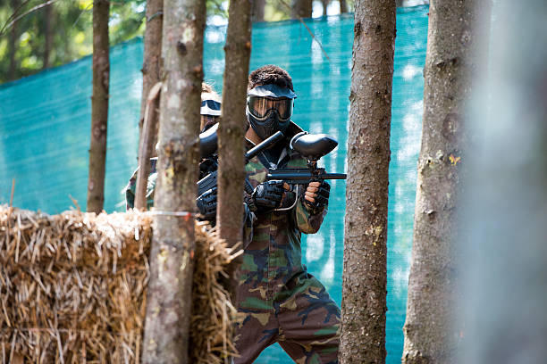 an examination of paintball