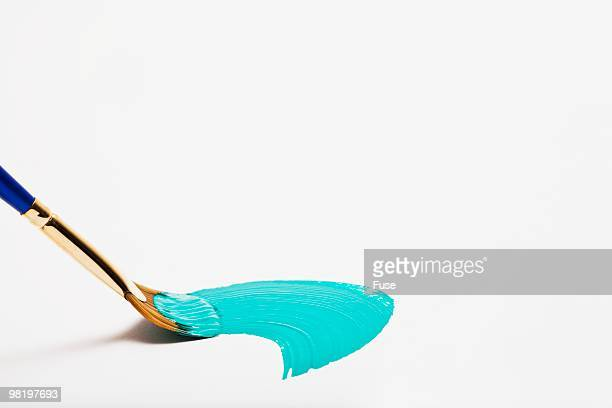 paintbrush - panting stock pictures, royalty-free photos & images