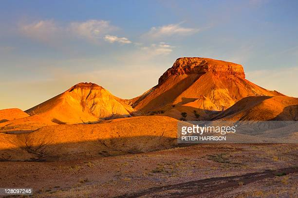 painted desert, arckaringa, sa, australia - 南オーストラリア州 ストックフォトと画像