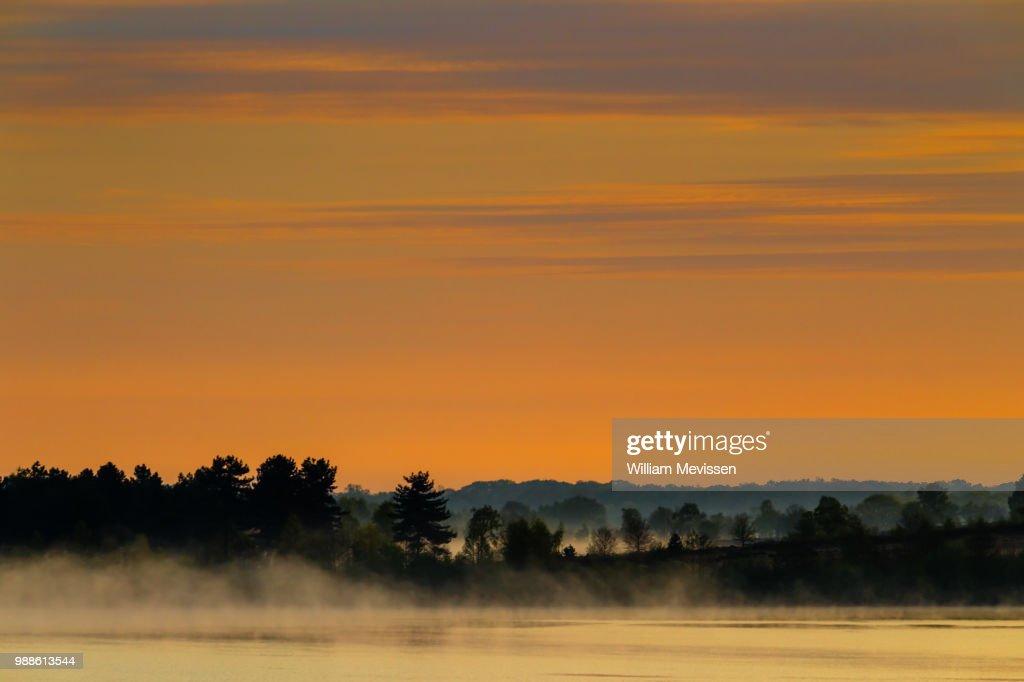 Painted Skies : Stockfoto