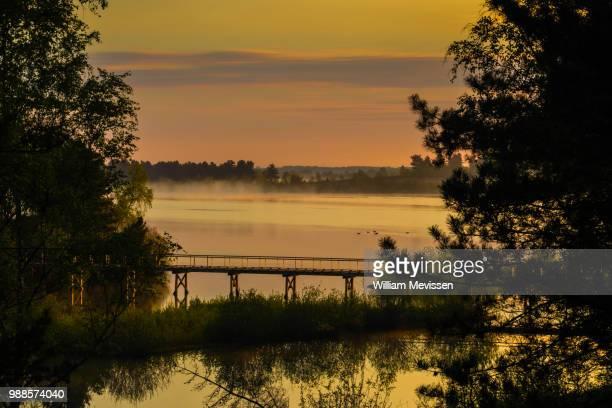 painted sky view - william mevissen fotografías e imágenes de stock