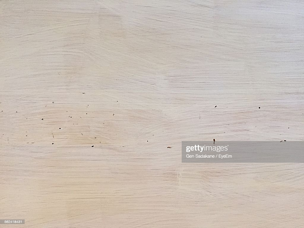 Painted White Wall With Black Stains : Stock Photo