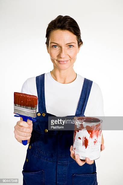 A painter and decorater.