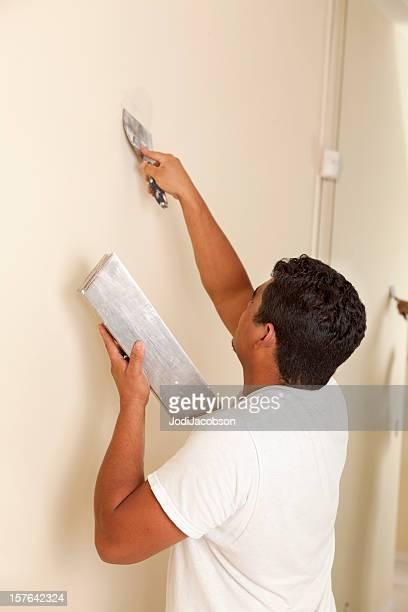 画家や壁 spackle