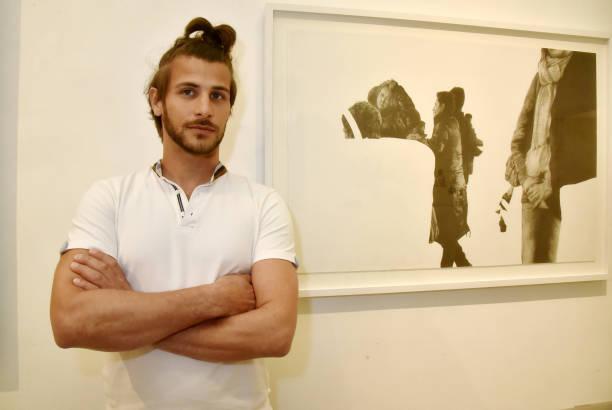 "FRA: ""L'Energie du Vide"" By Axel Roy Preview At Galerie H"