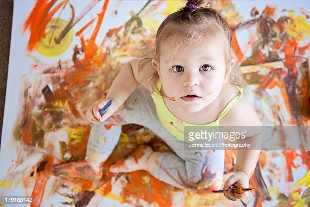 Painter Baby