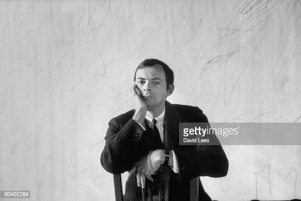 Painter Cy Twombly