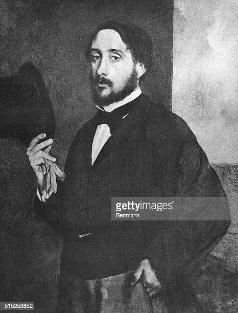 Painter Edward Degas