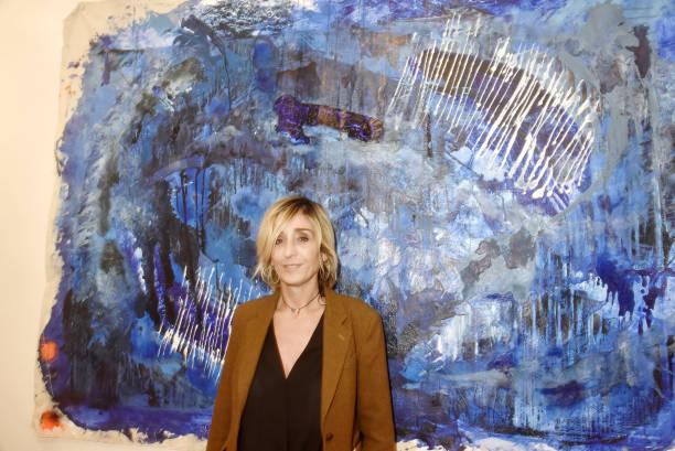 FRA: Nathalie Ouaknine And Carole Duhayer Exhibition At Galerie Mona Lisa