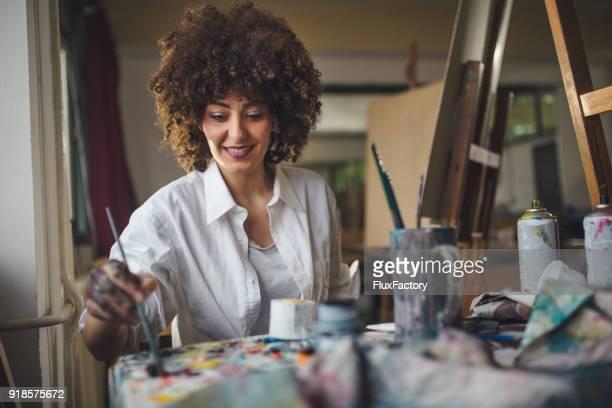 Des Malers Freude