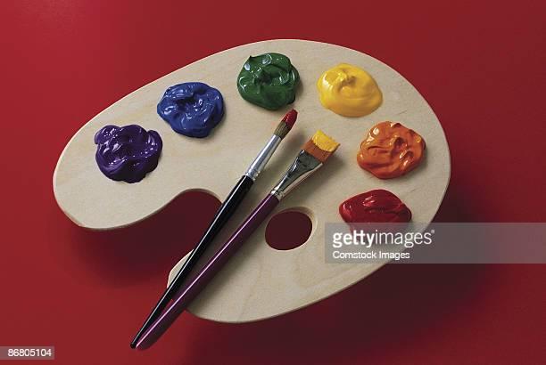 Painter's pallet