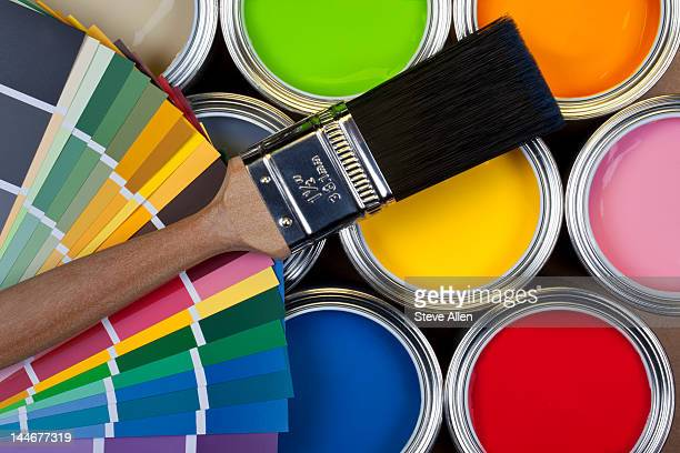 58 Emulsion Paint Photos And Premium High Res Pictures Getty Images