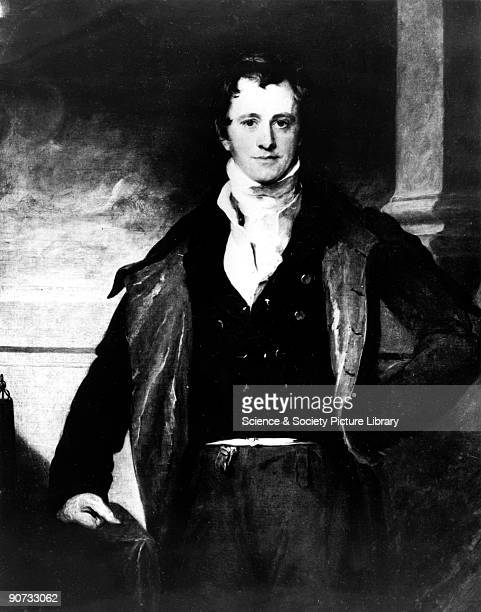 Painting by Sir Thomas Lawrence Whilst at the Pneumatic Institute in Bristol Davy discovered the anaesthetic effects of laughing gas In 1801 he was...