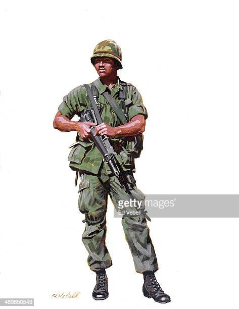 7 207 Vietnam War Soldiers Photos And Premium High Res Pictures Getty Images