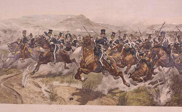 Charge Of The Light Brigade Wall Art