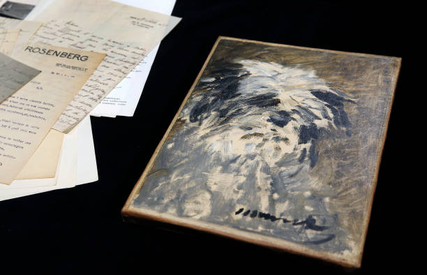 FRA: 'Minnay' : Exhibition At Drouot Prior Edouard Manet's Artwork Goes  To Auction