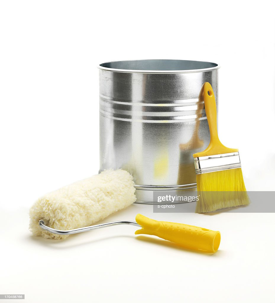 Painting Equipment (Click for more) : Stock Photo