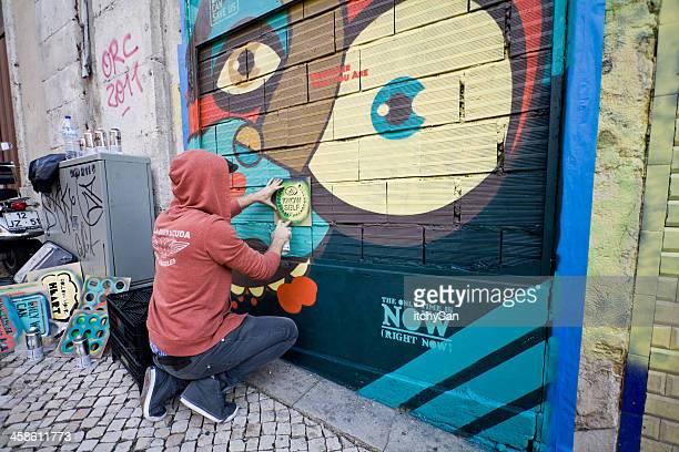 graffiti y pintura