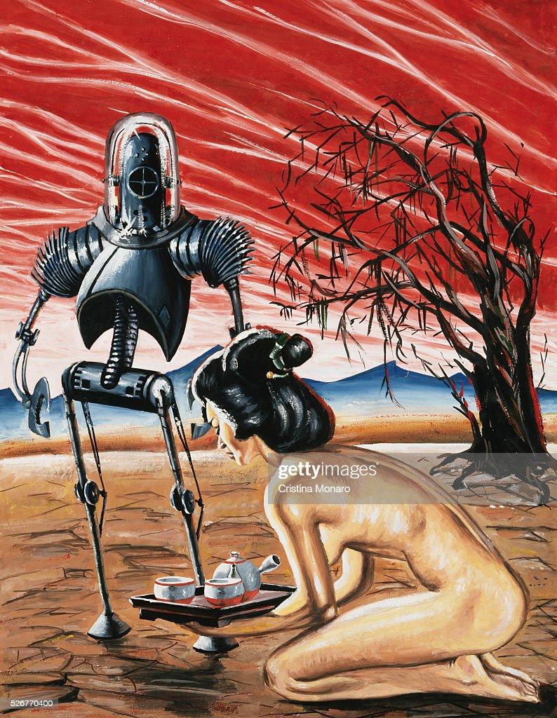 Nude robot, ewa sonnet pubic hair