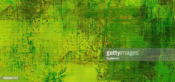 painting texture background - green stock pictures, royalty-free photos & images