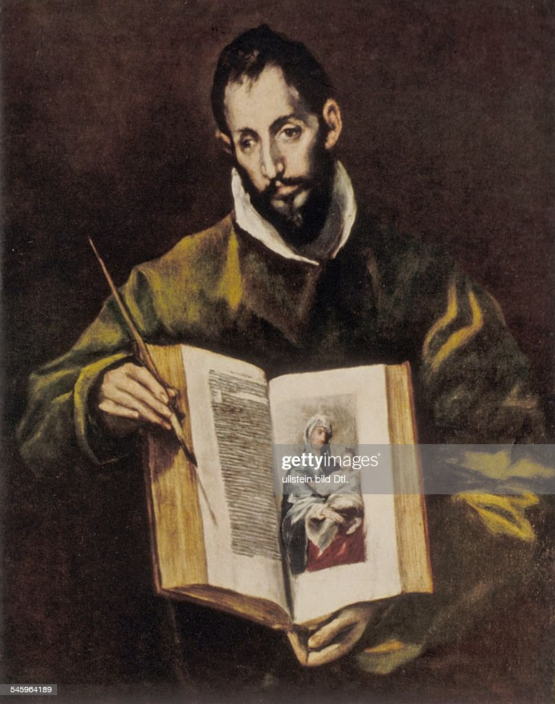 Download Paintings El Greco 1541 - 07.04.1614 Painter, Greece / Spain... News Photo - Getty Images