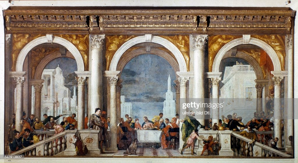 Paintings Paolo Veronese *1528-19.04.1588+ Painter, Italy ...