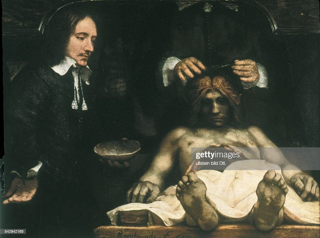 Paintings Rembrandt *15.07.1606-07.09.1669+ Painter, graphic artist ...