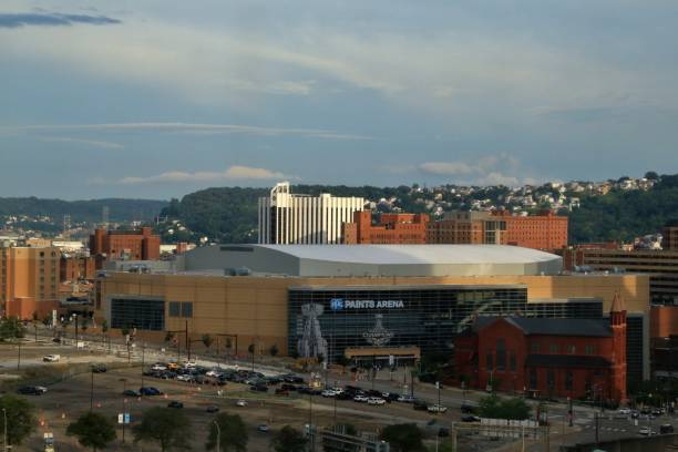 PPG Paints Arena, Pittsburgh, Pennsylvania, USA