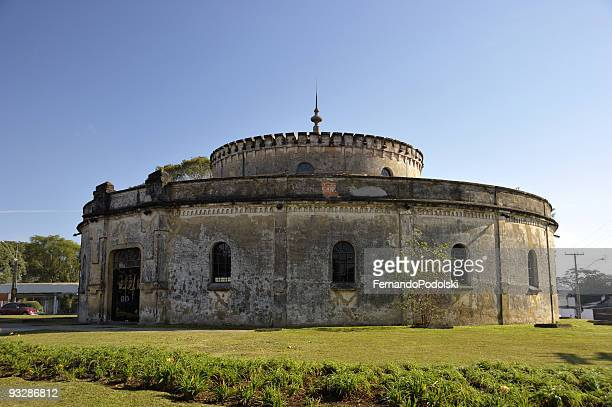 paiol theater in curitiba, brazil - curitiba stock pictures, royalty-free photos & images