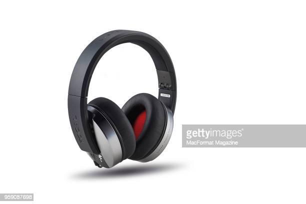 Pair of Focal Listen over-ear headphones, taken on October 3, 2017.