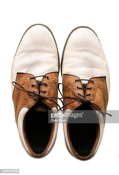 Pair of Golf Shoes