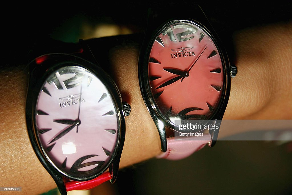 The Invicta Watch Party : News Photo