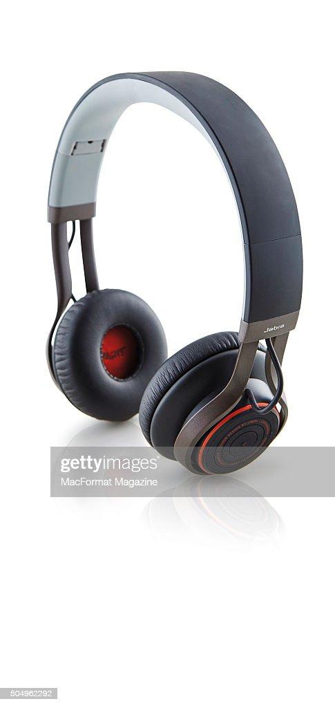 A Pair Of Jabra Revo Wireless Bluetooth Headphones Taken On April News Photo Getty Images
