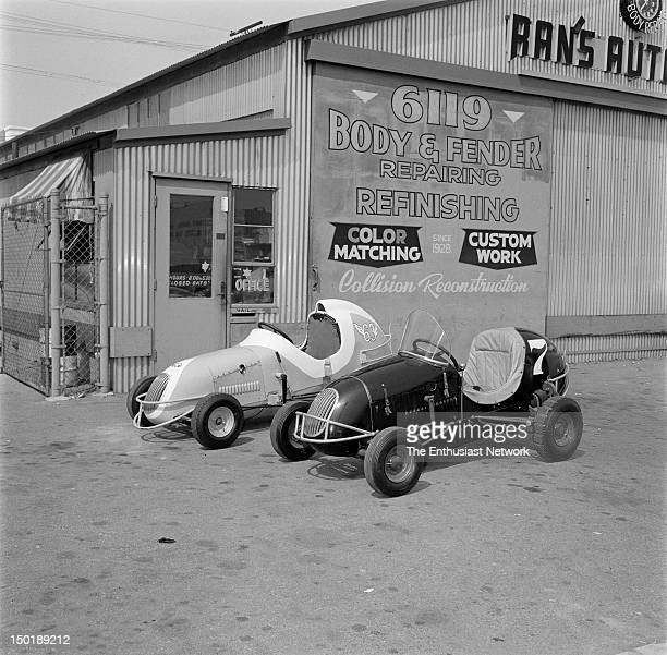 Midget Car Stock Photos And Pictures