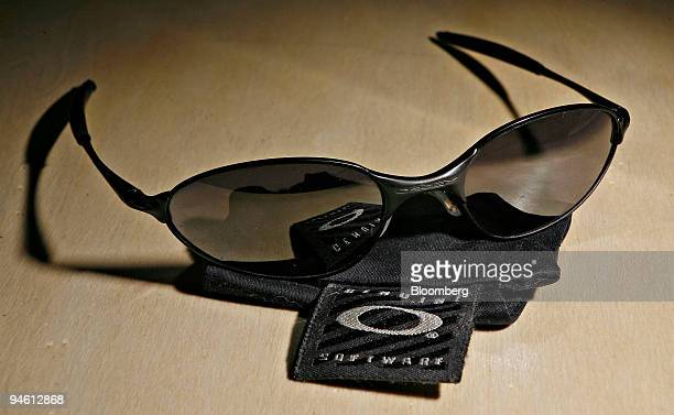 A pair of Oakley sunglasses is arranged for a photograph in New York  Thursday June 21 ed36802a46