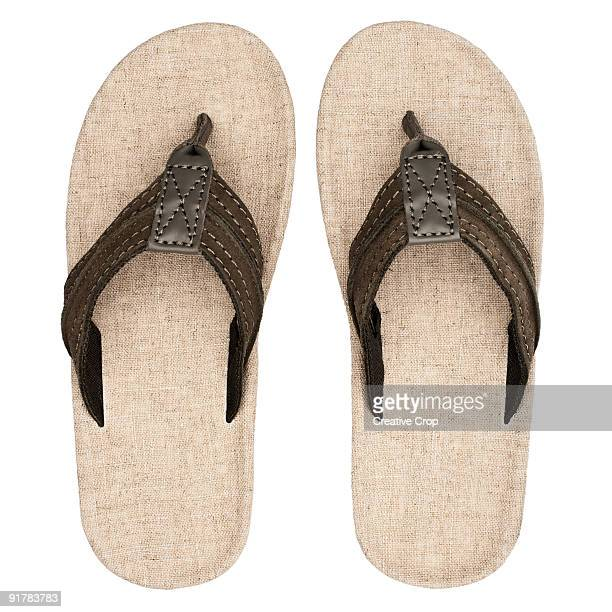 Pair of sandals / flip flops